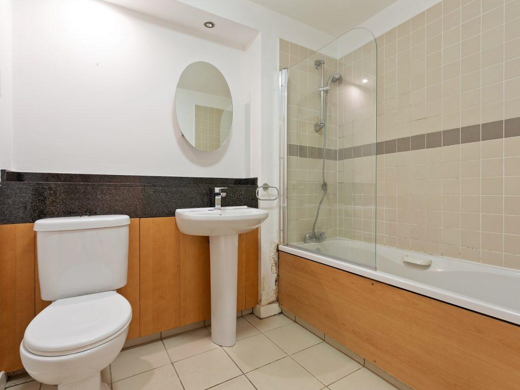 2 The Clayton - Bathroom