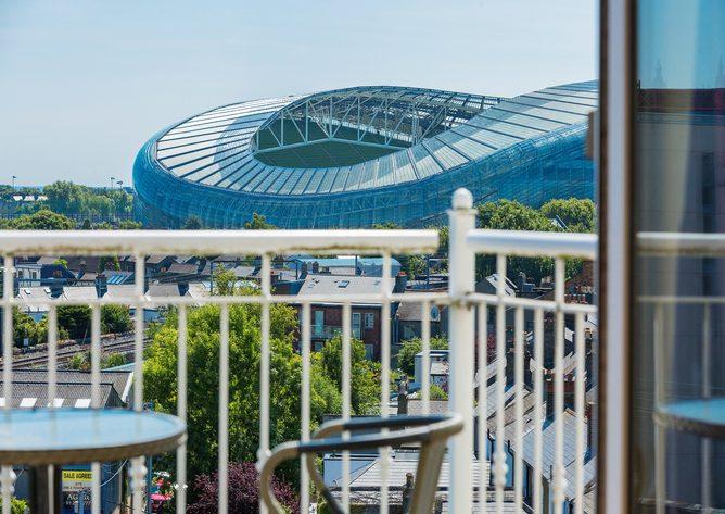 196 Pembroke Square - Balcony view 2