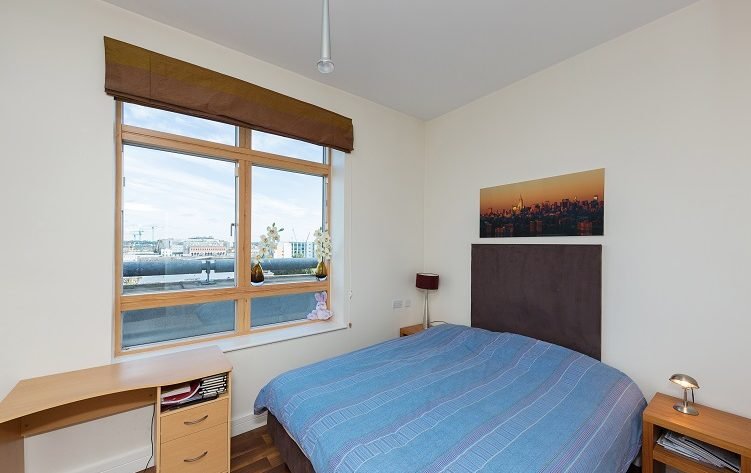 69 Grand Canal wharf - Bed 2