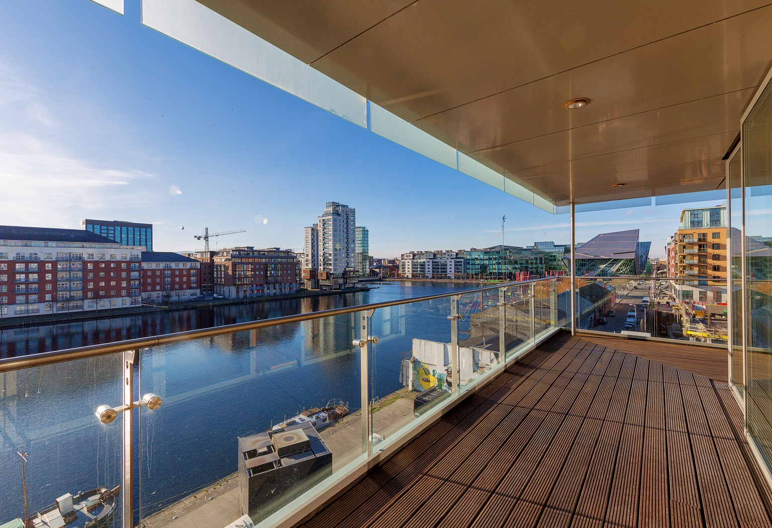 The Waterfront, Grand Canal Dock, Dublin 2