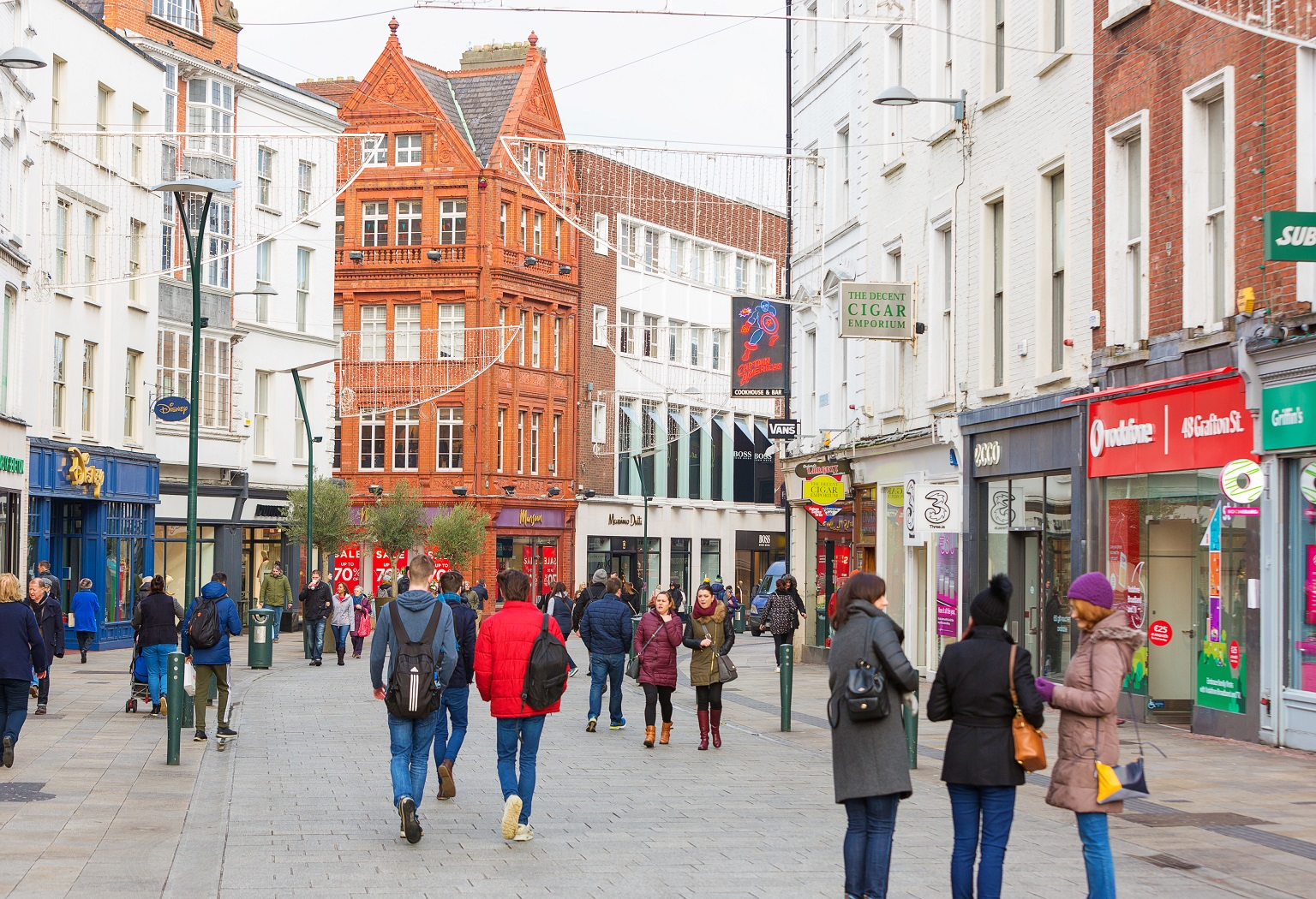 575a2a5065 Drury Hall is situated in the heart of the city centre a short walk from Grafton  Street and St. Stephen s Green