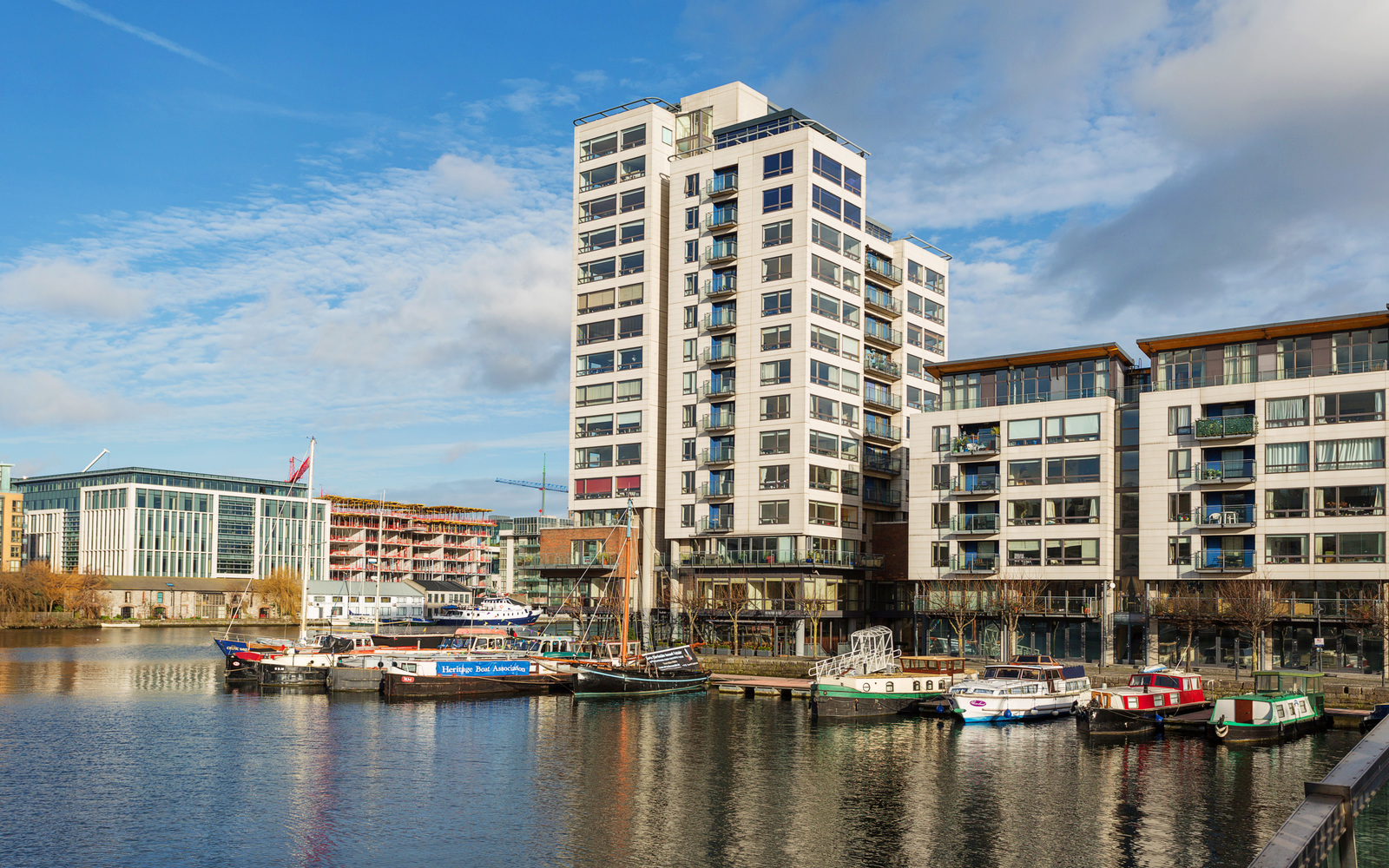 67 Millennium Tower, Grand Canal Dock, Dublin 4