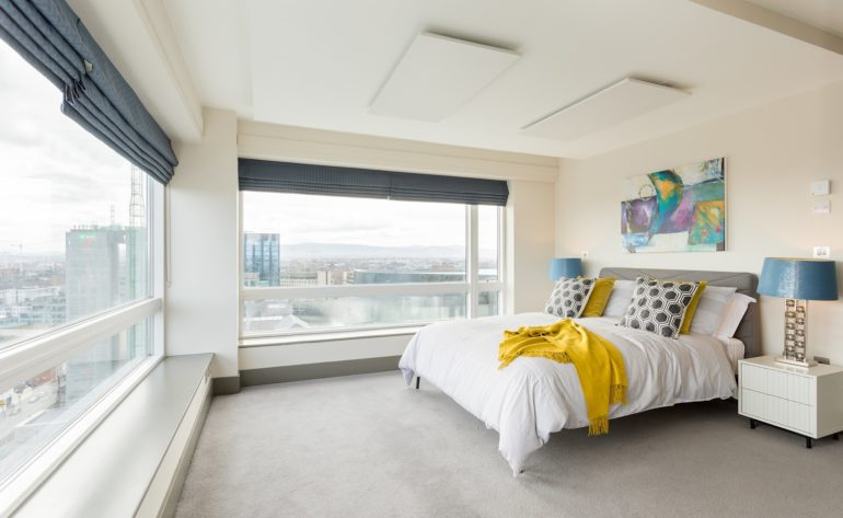 79 Millennium Tower - bedroom 2a