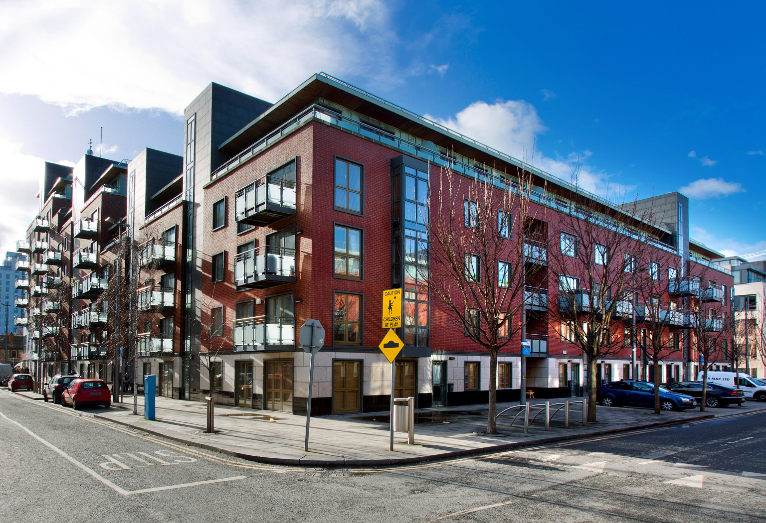 Longboat Quay South, Grand Canal Dock, Dublin 2