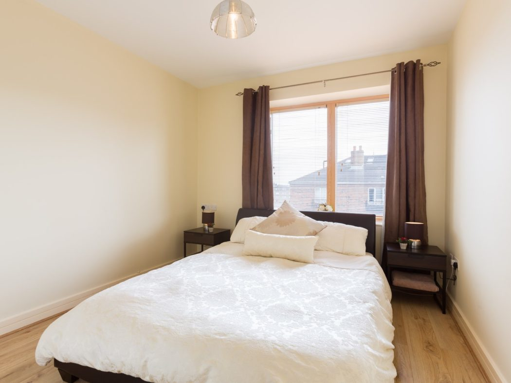 25 Grand Canal Wharf - Bedroom 2
