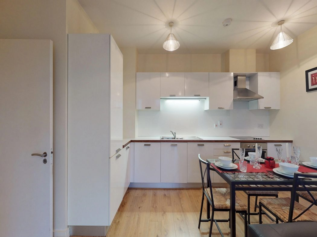 25 Grand Canal Wharf - Kitchen