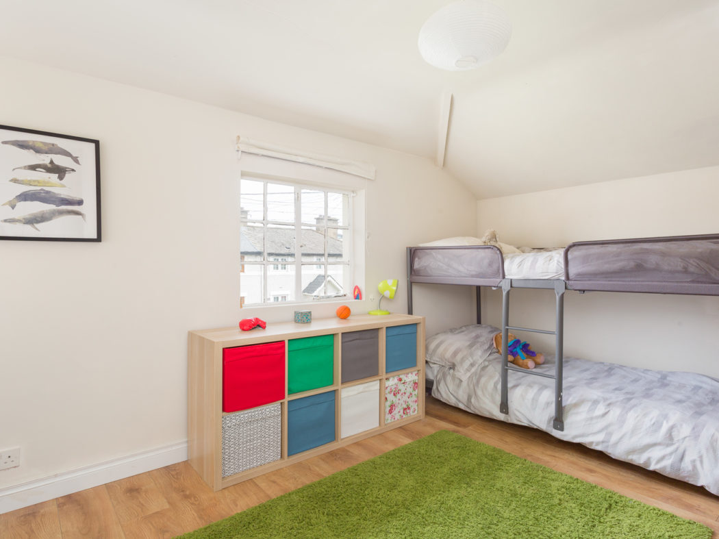 3 Strangford Road - Bedroom
