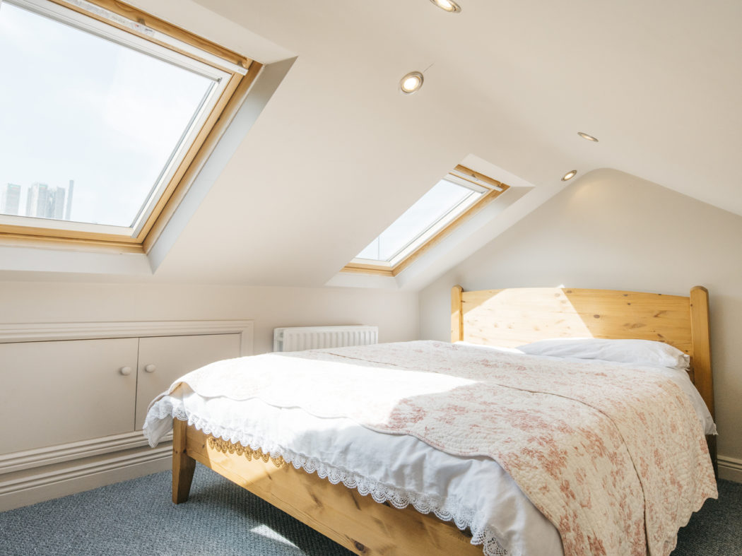 6 South Dock Place - Attic