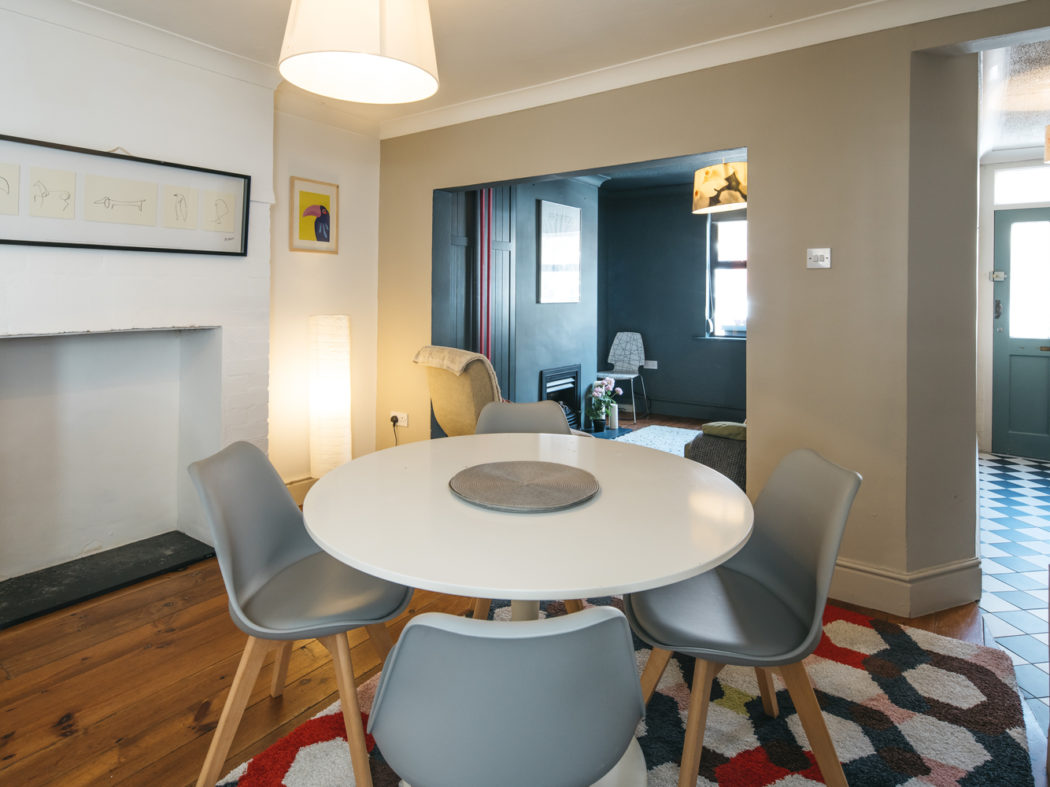 6 South Dock Place - Dining