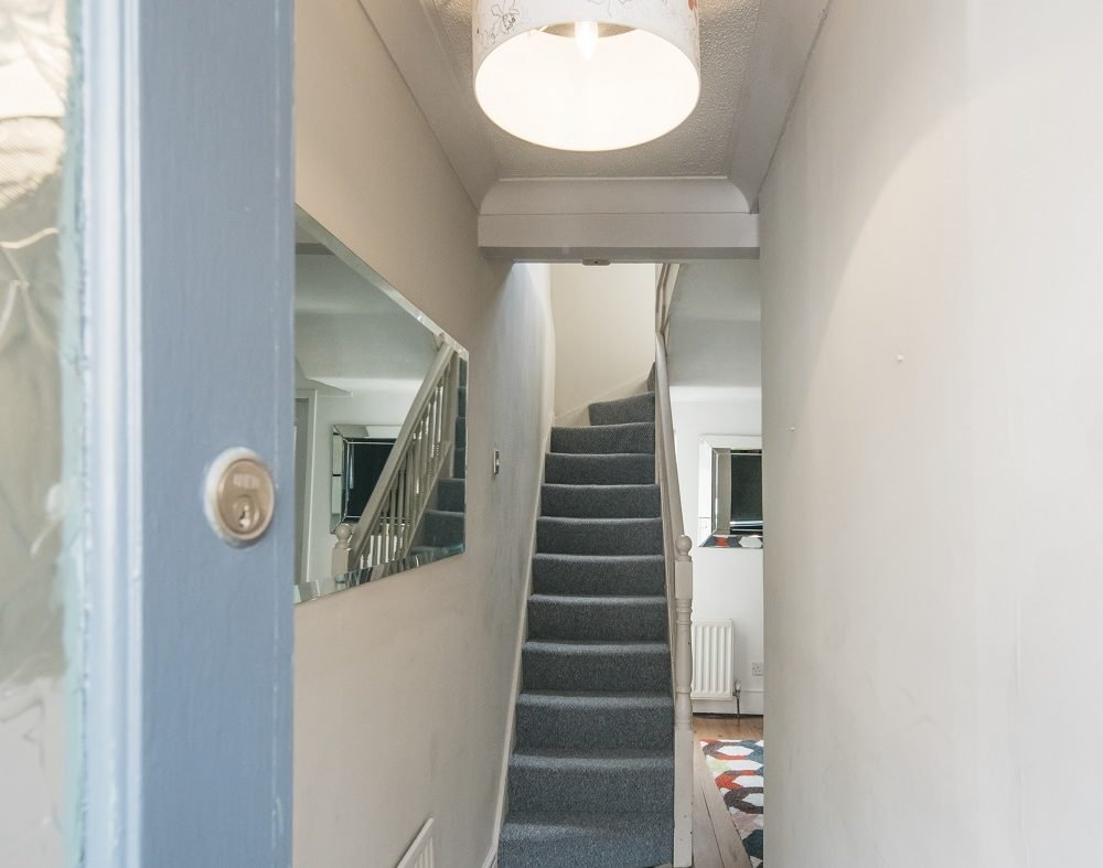 6 South Dock Place - Entrance Hall