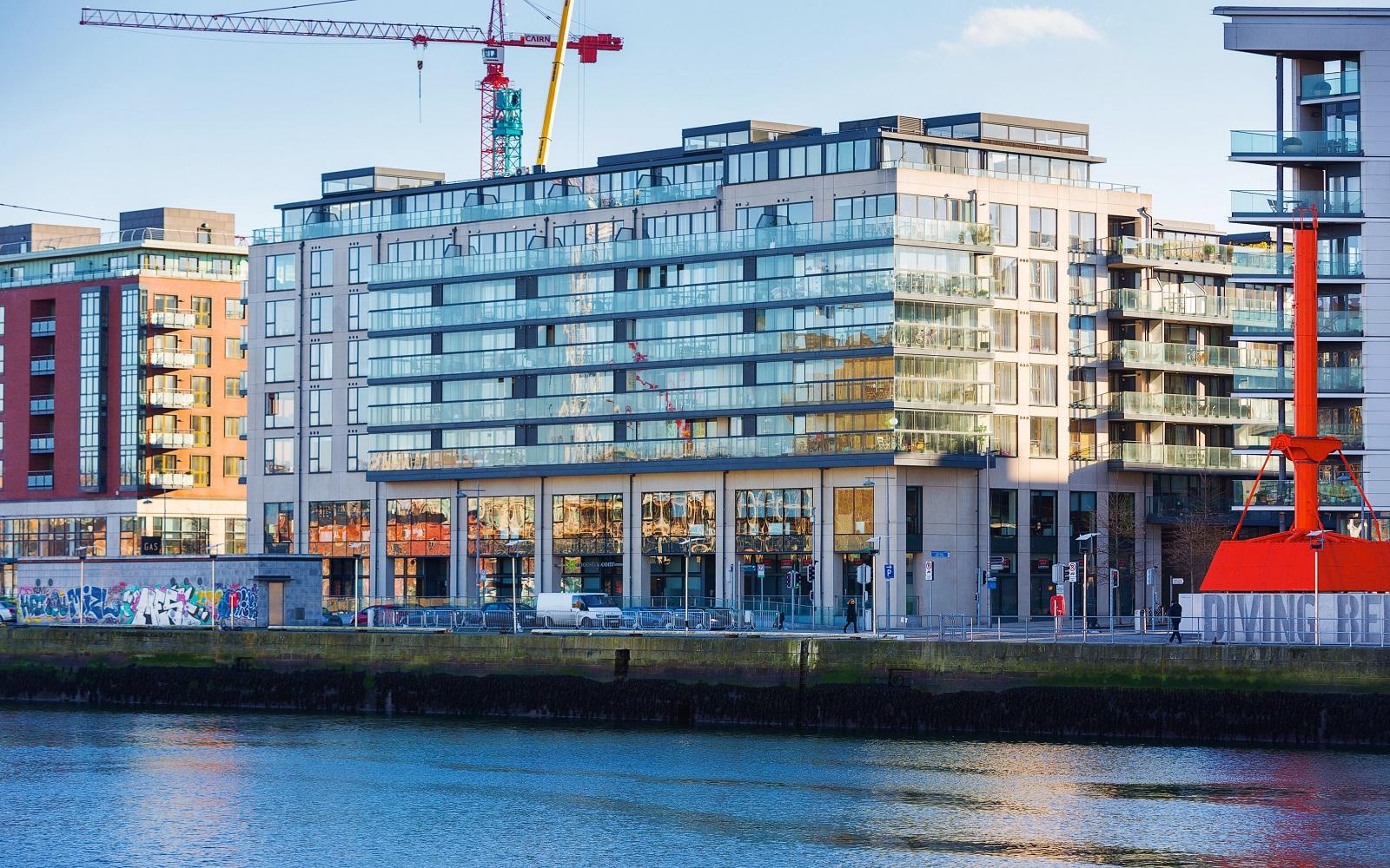 18 Hanover Riverside, Grand Canal Dock, Dublin 2