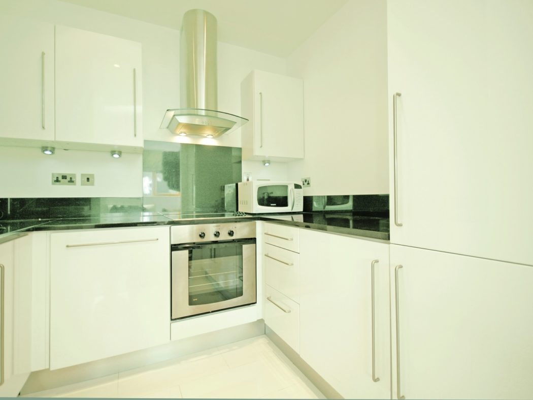 20 Forbes Quay - kitchen