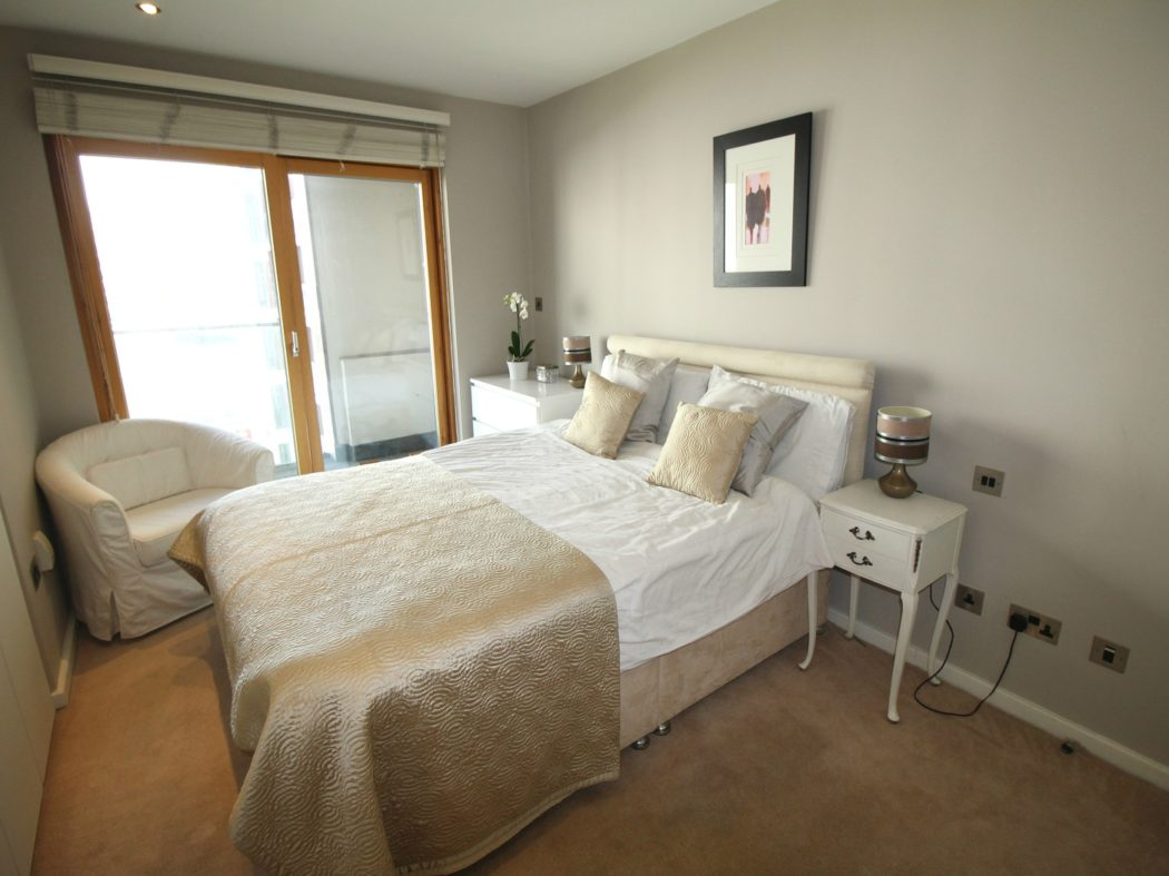 71 Forbes Quay - bedroom 2