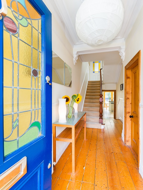 7 madison road-Hallway