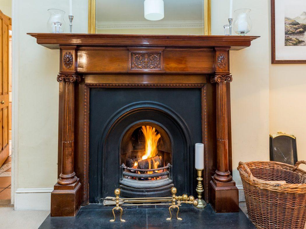 Fireplace vavasour