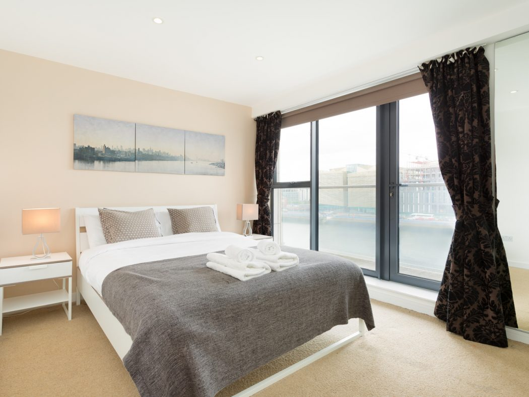17ButlersCourt - Bedroom 1