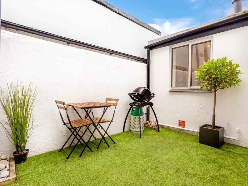 28 Martin St - rear garden