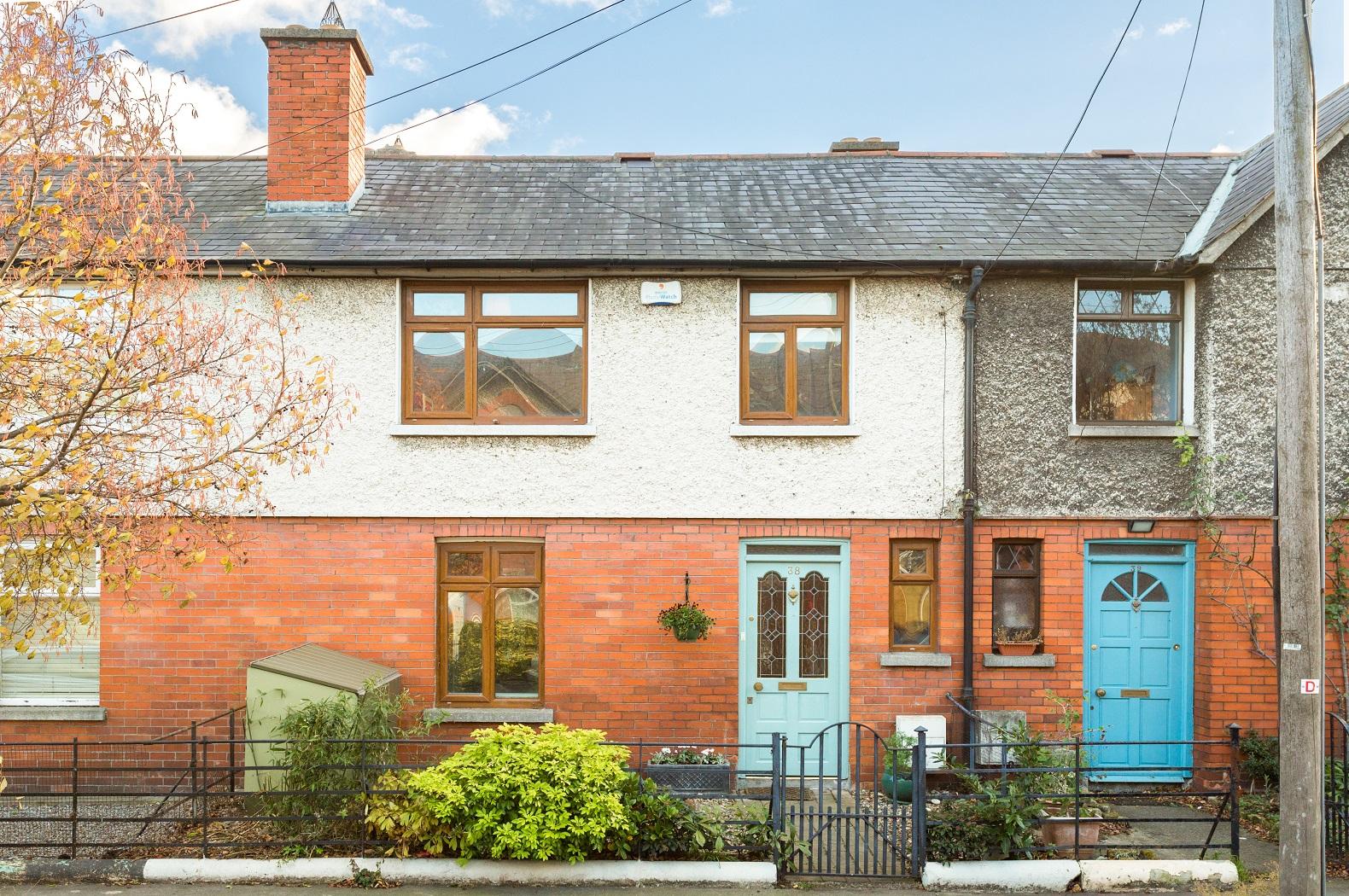 38 O'Donovan Road, South Circular Road, Dublin 8