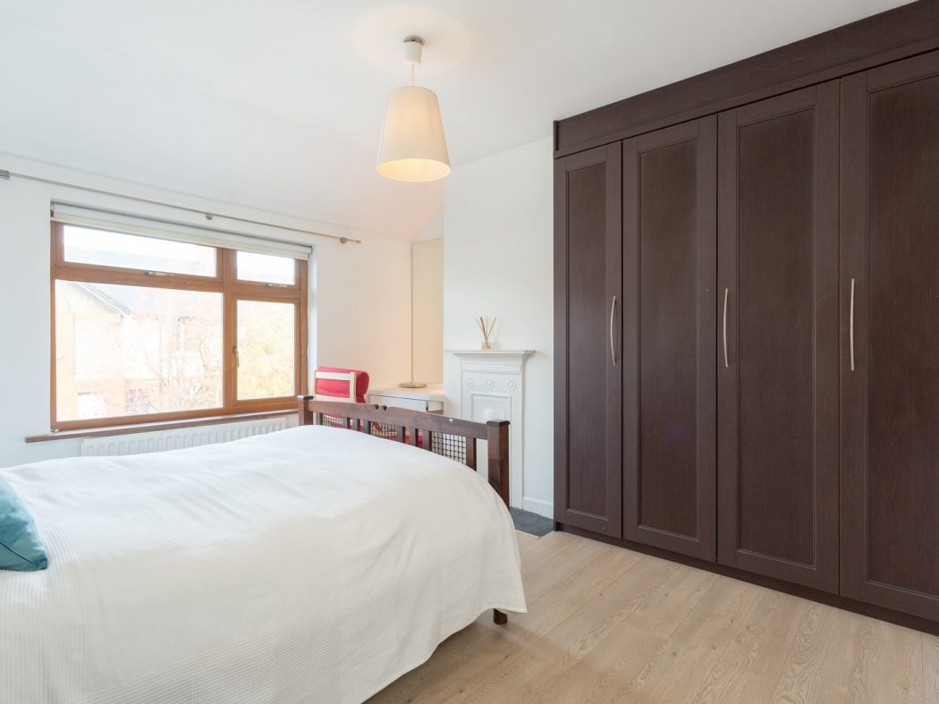 38 o'donovan road - master bedroom