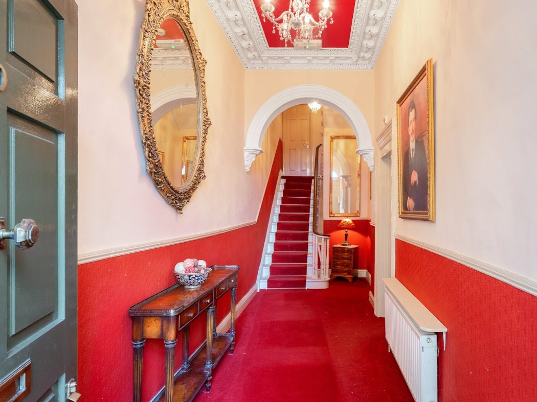 40 Synge St Hallway