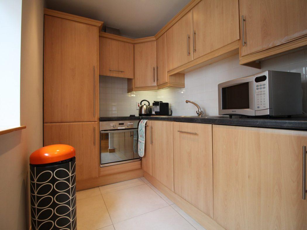 9 City Square - kitchen