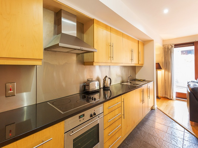 1 Clarion Quay, Block 8 - Kitchen