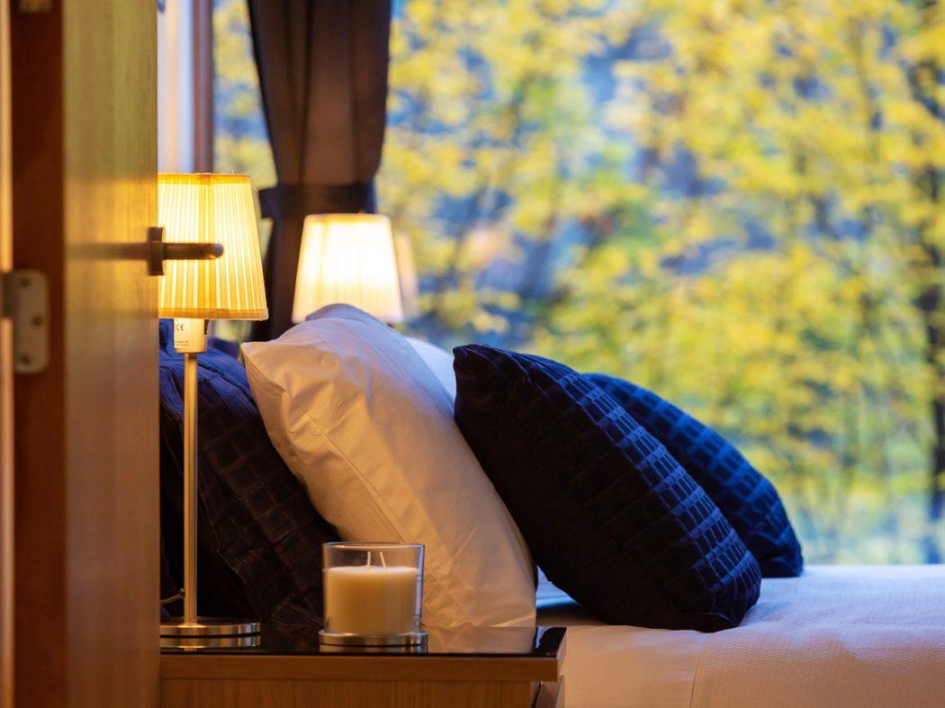 15 Hanover Quarter - Bed