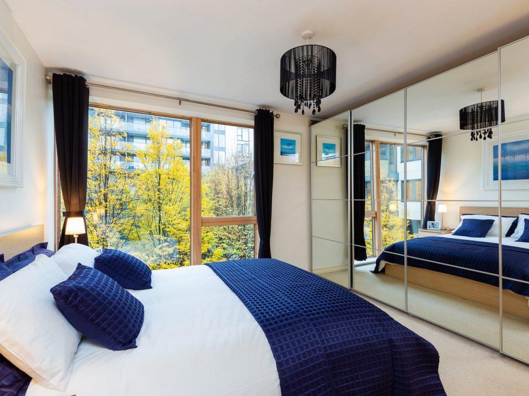 15 Hanover Quarter - Bedroom 1