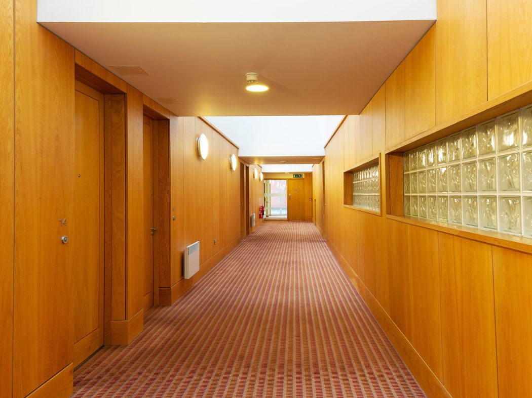 15 Hanover Quarter - Hallway