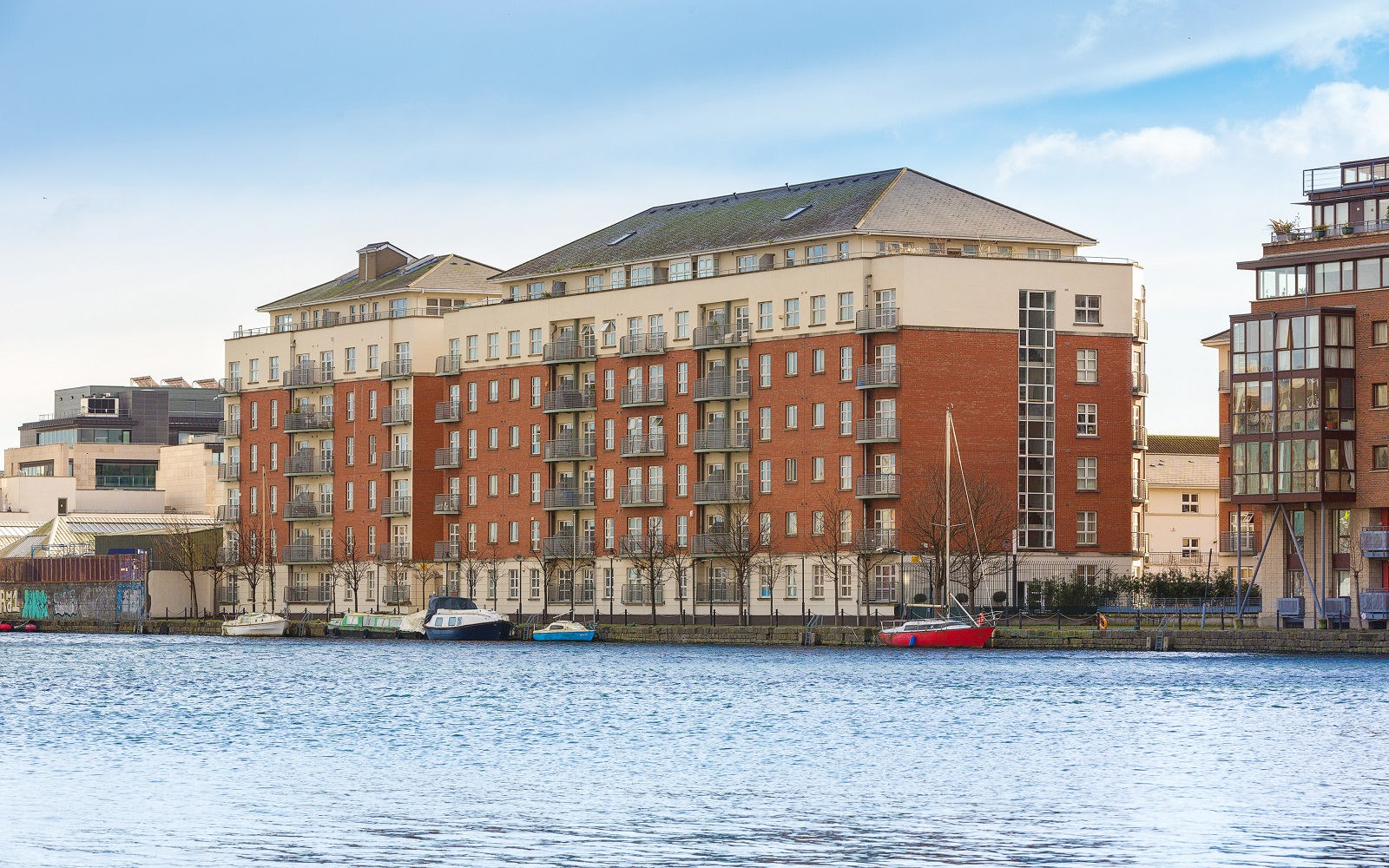 185 The Waterside, Charlotte Quay, Grand Canal Dock, Dublin 4