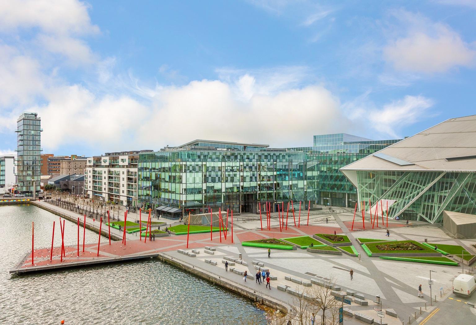 Hanover Dock, Grand Canal Dock, Dublin 2
