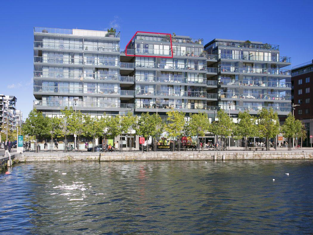 28 Hanover Dock - External A