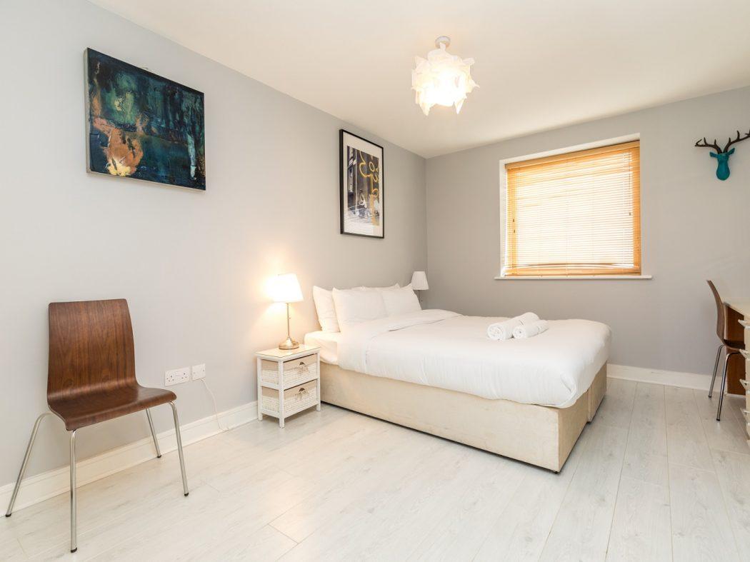 49 Greeg Court - Master Bedroom