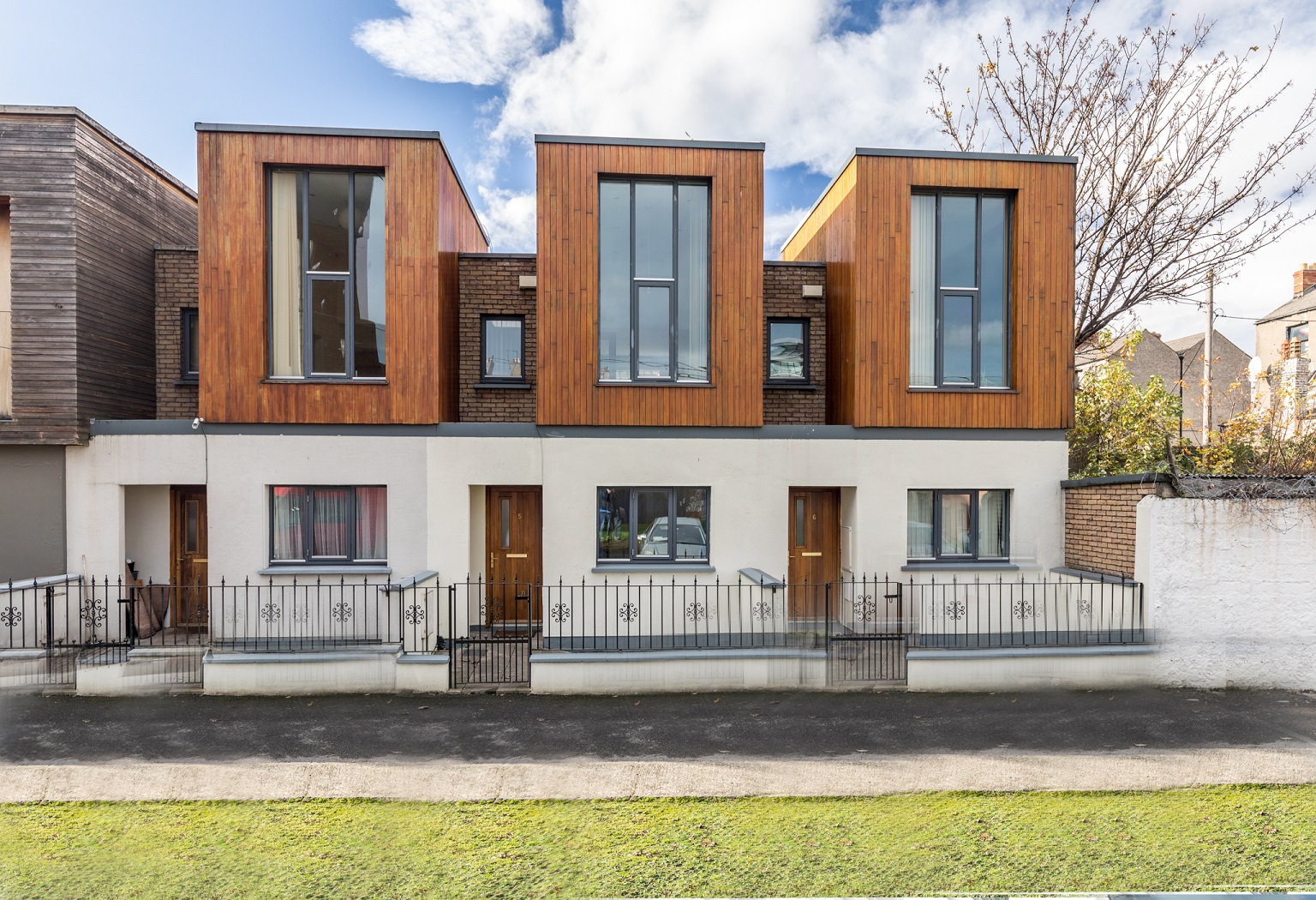 5 Hewardine Terrace, Ardan Hewardine, Mountjoy, Dublin 1.