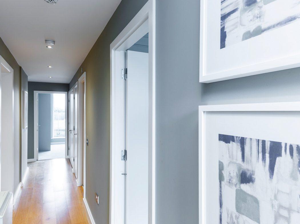 107 Fitzwilliam Point - Hallway