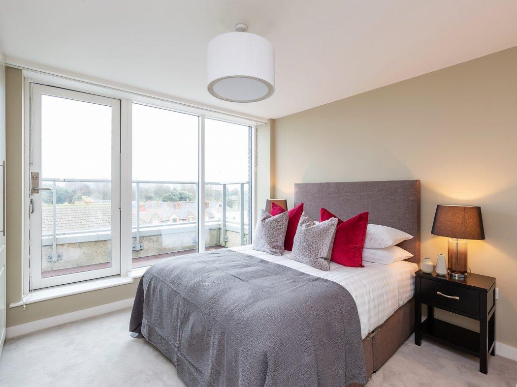 107 Fitzwilliam Point - Master bedroom