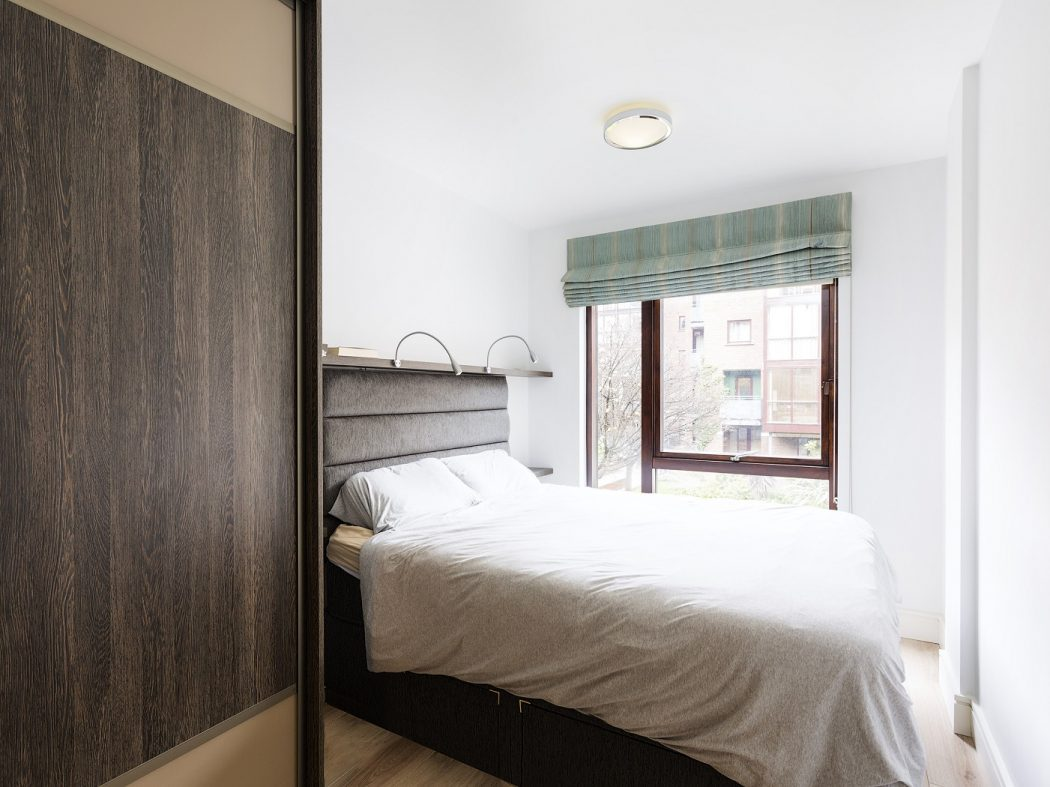 88 The Westmoreland - master bedroom