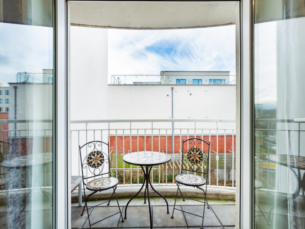 14 Summerfield - Balcony