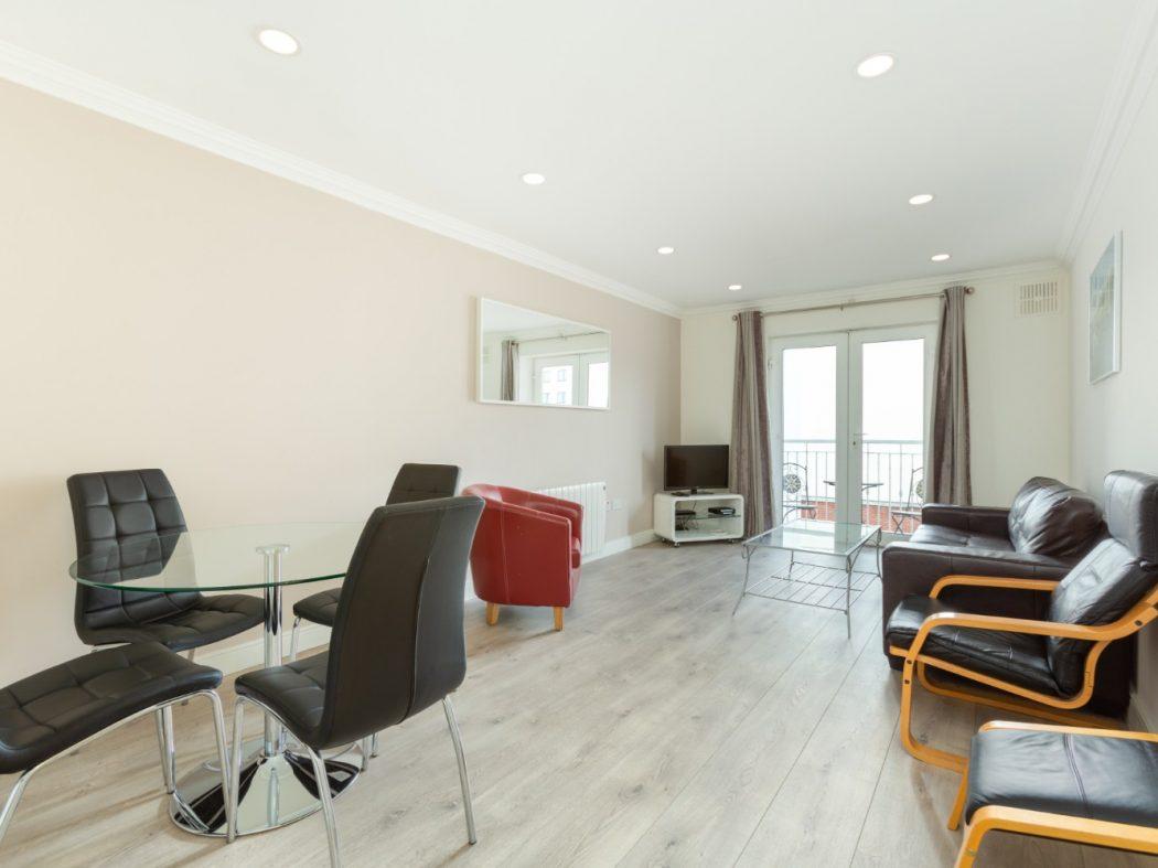 14 Summerfield - Living room