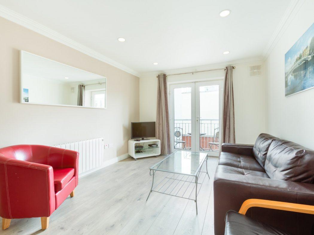 14 Summerfield - Living room 2