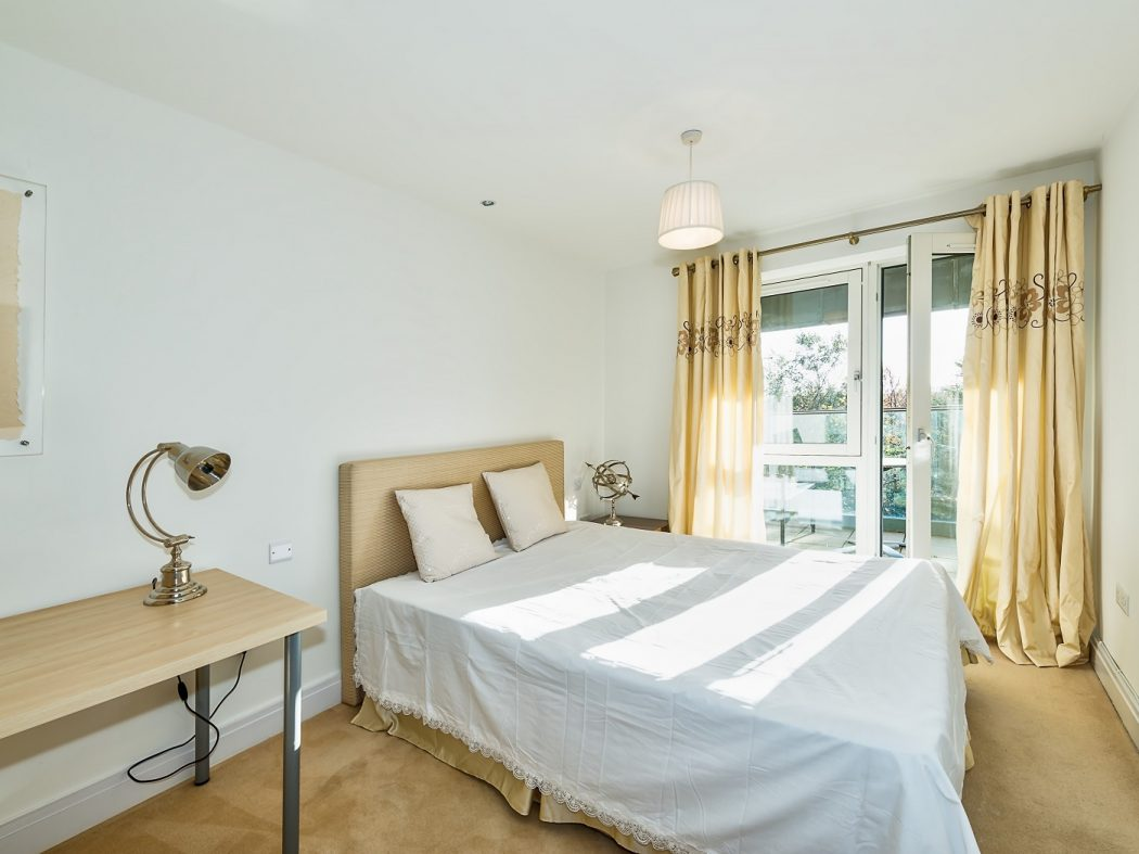 20 Schrewsury Square Bedroom 1