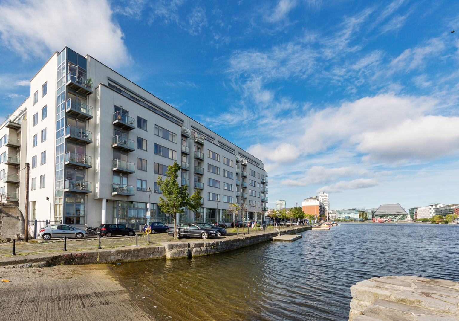 25 Grand Canal Wharf, South Dock Road, Grand Canal Dock, Dublin 4
