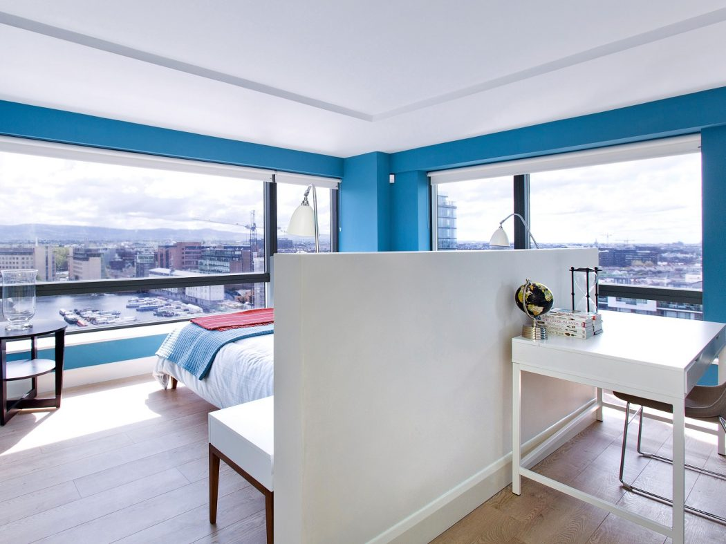 74TheMillenniumTower_1_bed 1 angle 2