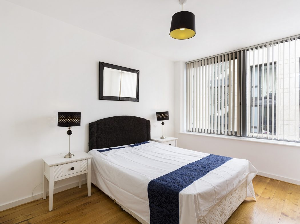 39, Block B, Smithfield Market - Bedroom 2