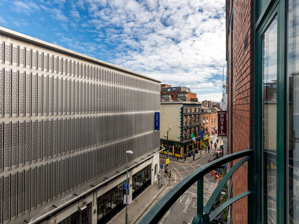 1. 21 Drury Hall - Balcony view