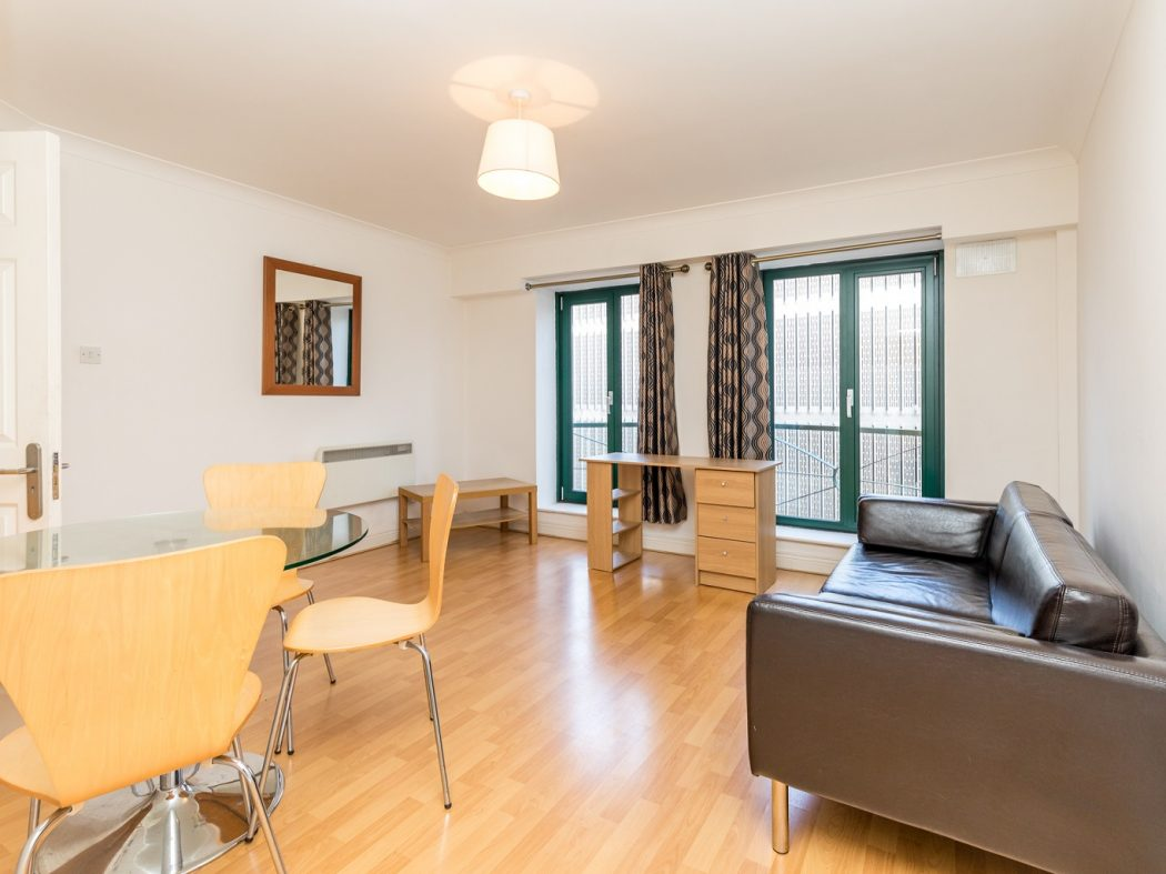 1. 21 Drury Hall - Dining, Living area