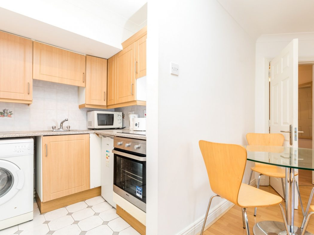 1. 21 Drury Hall - Dining area and Kitchen