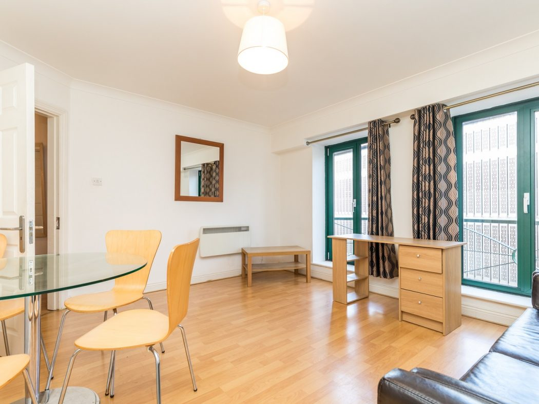 1. 21 Drury Hall - Dining area and Living room