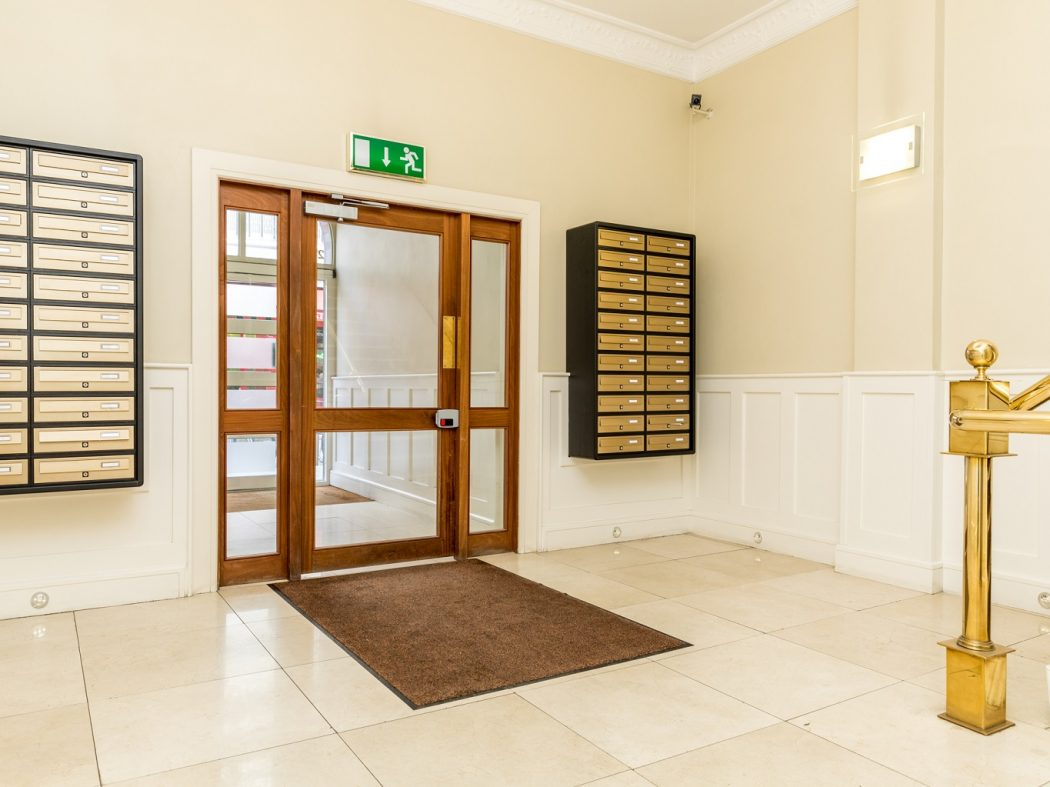1. 21 Drury Hall - Entrance Lobby