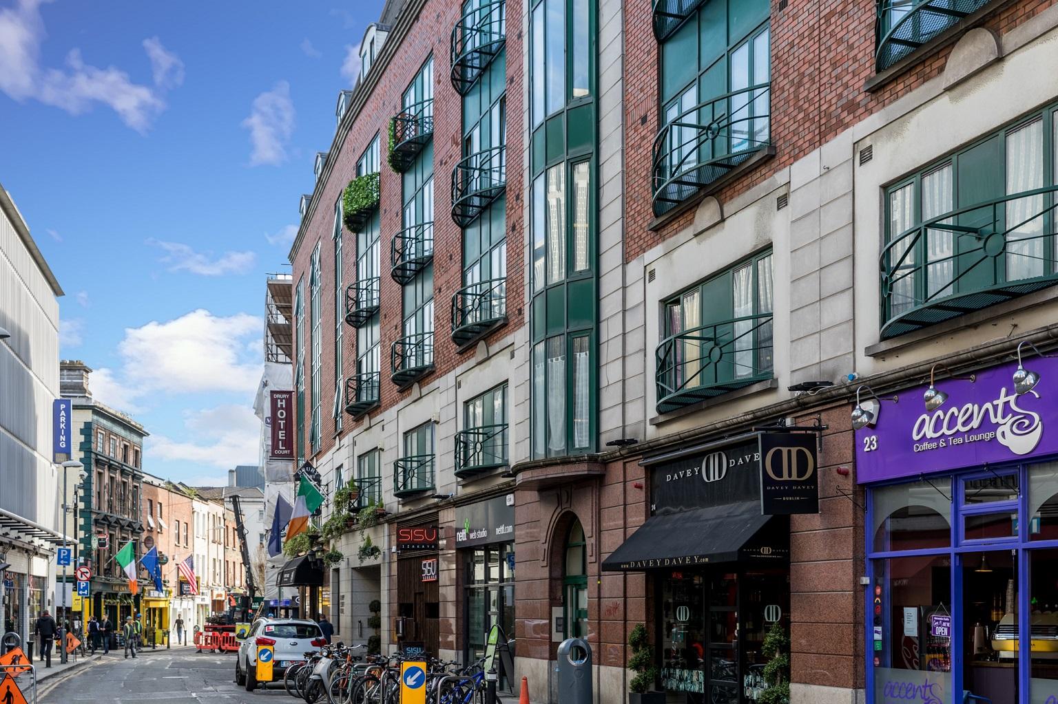 21 Drury Hall, Lower Stephen's Street, Dublin 2.